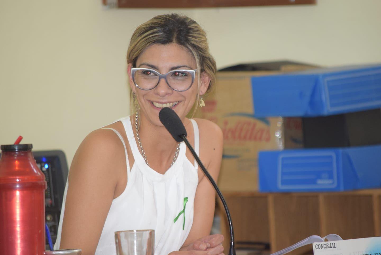 Quiere repetir: La diputada rionegrina Spósito se volverá a presentar en las PASO