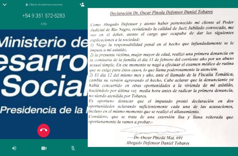 No se salva nadie: intentaron estafar al legislador rionegrino José Luis Berros