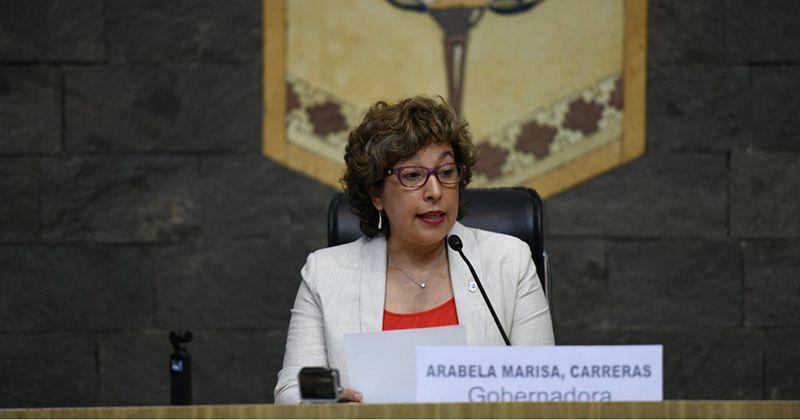 Carreras prepara un extenso discurso para defender su gestión en pandemia