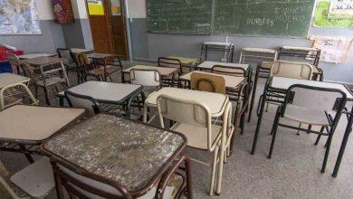 RocaHace 2 horas  Desde la ESRN 116 aclaran que las condiciones están dadas para el regreso a las aulas