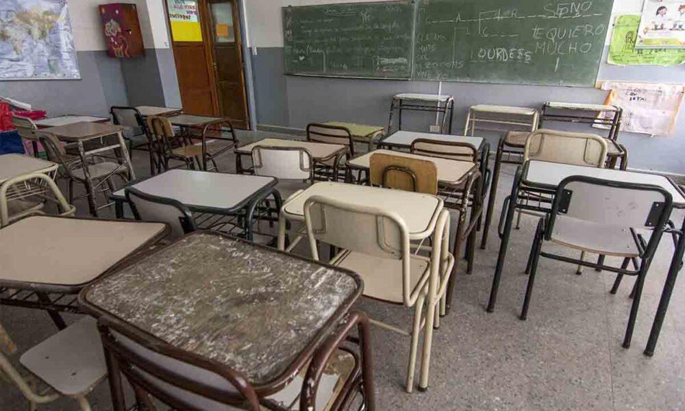 A días del regreso de los chicos a las aulas, ya hay maestros aislados en dos escuelas de Roca
