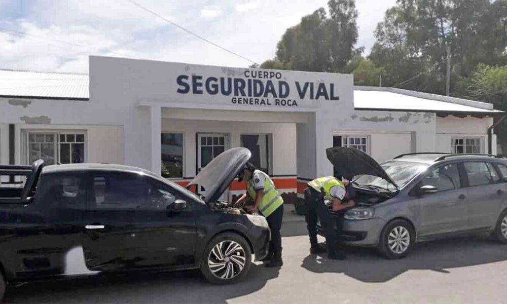 En menos de 12 horas, Seguridad Vial recuperó dos vehículos