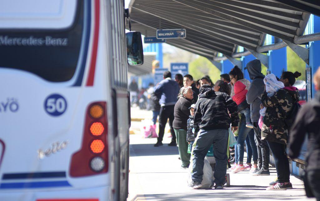 Los estudiantes de Roca tendrán transporte gratuito