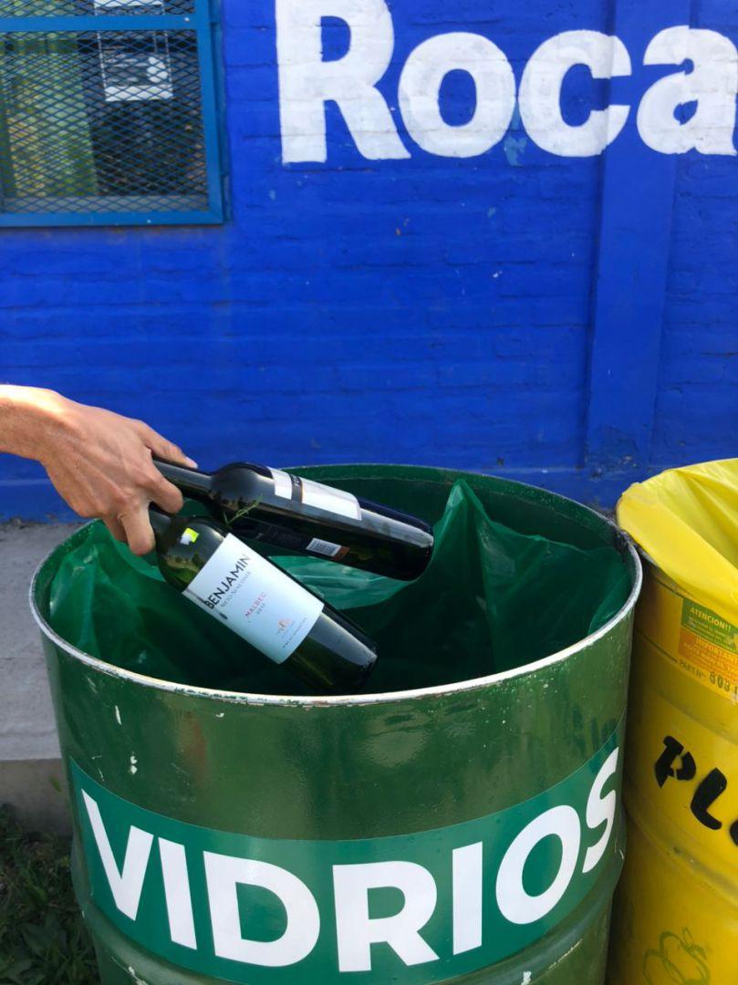 Roca Recicla llegó a los barrios La Costa y San Cayetano, mirá cómo participar de los sorteos