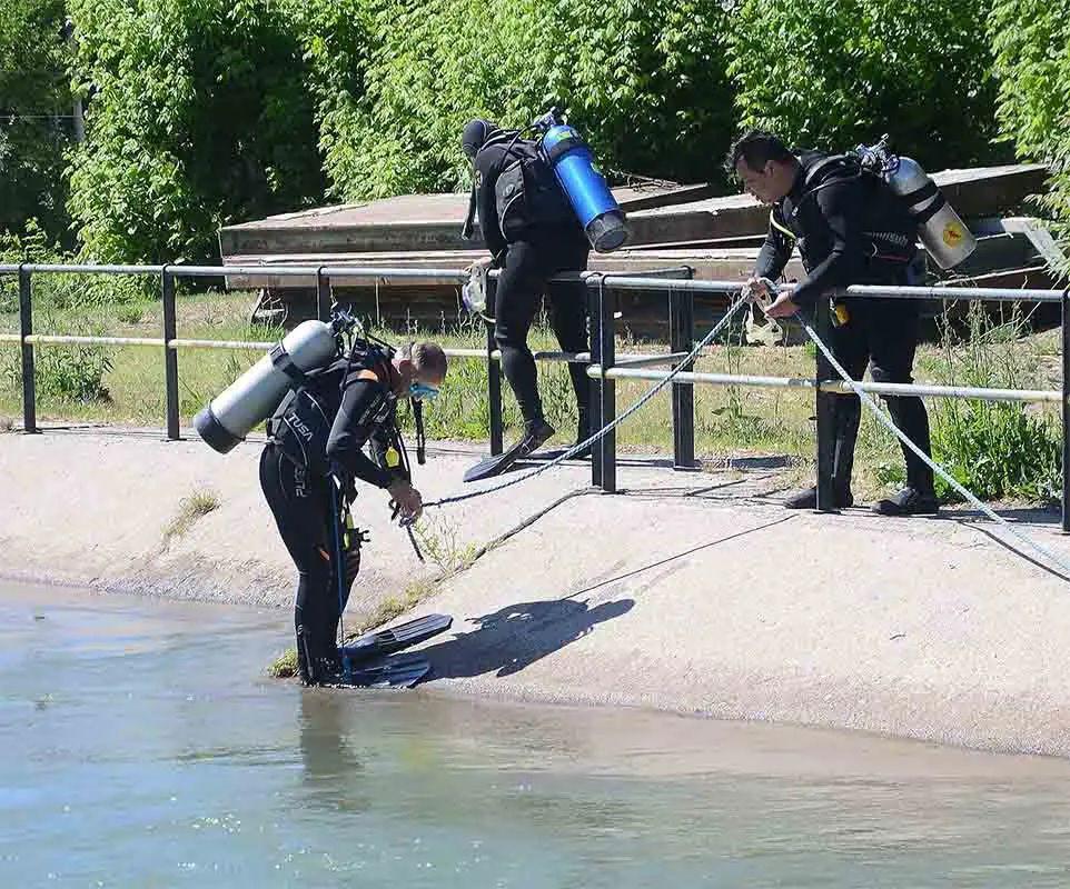 Realizaron rastrillajes en la usina del Canal Grande pero no hay rastros de Javier