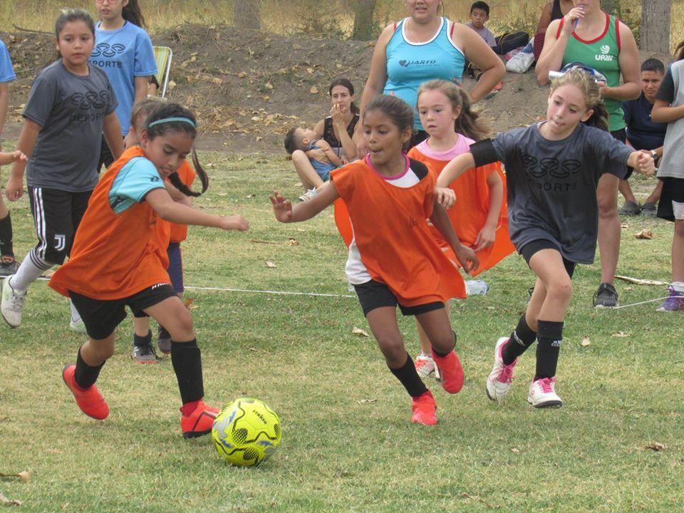 Este fin de semana, el fútbol femenino vuelve a las canchas del Maiolino