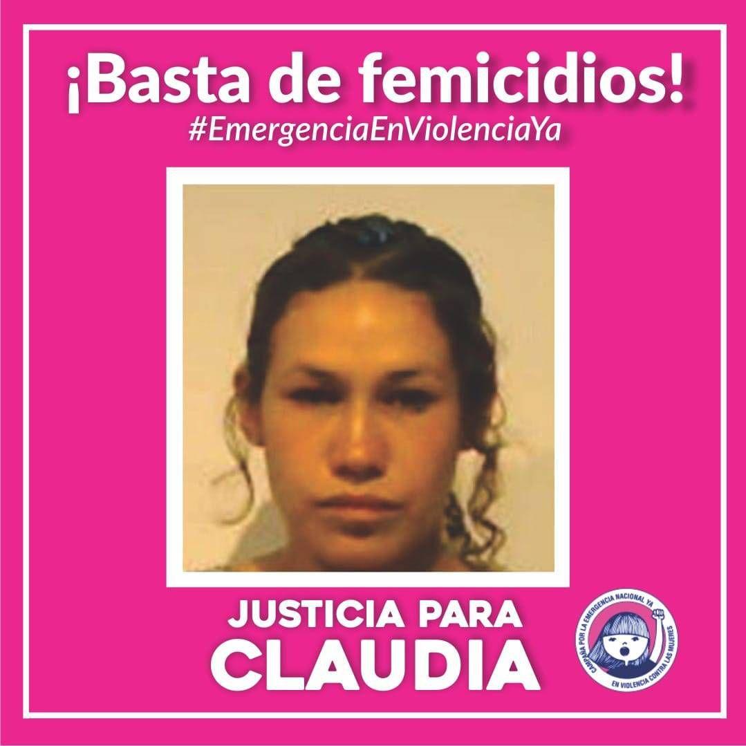 Hallazgo de un cuerpo en Casa de Piedra: Movilización y pedido de Justicia por el femicidio de Claudia Casmuz