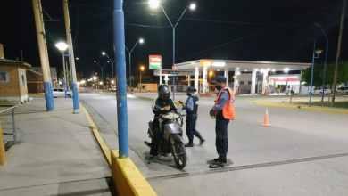 Quedó detenido por circular en una moto con medio kilo de marihuana y una balanza