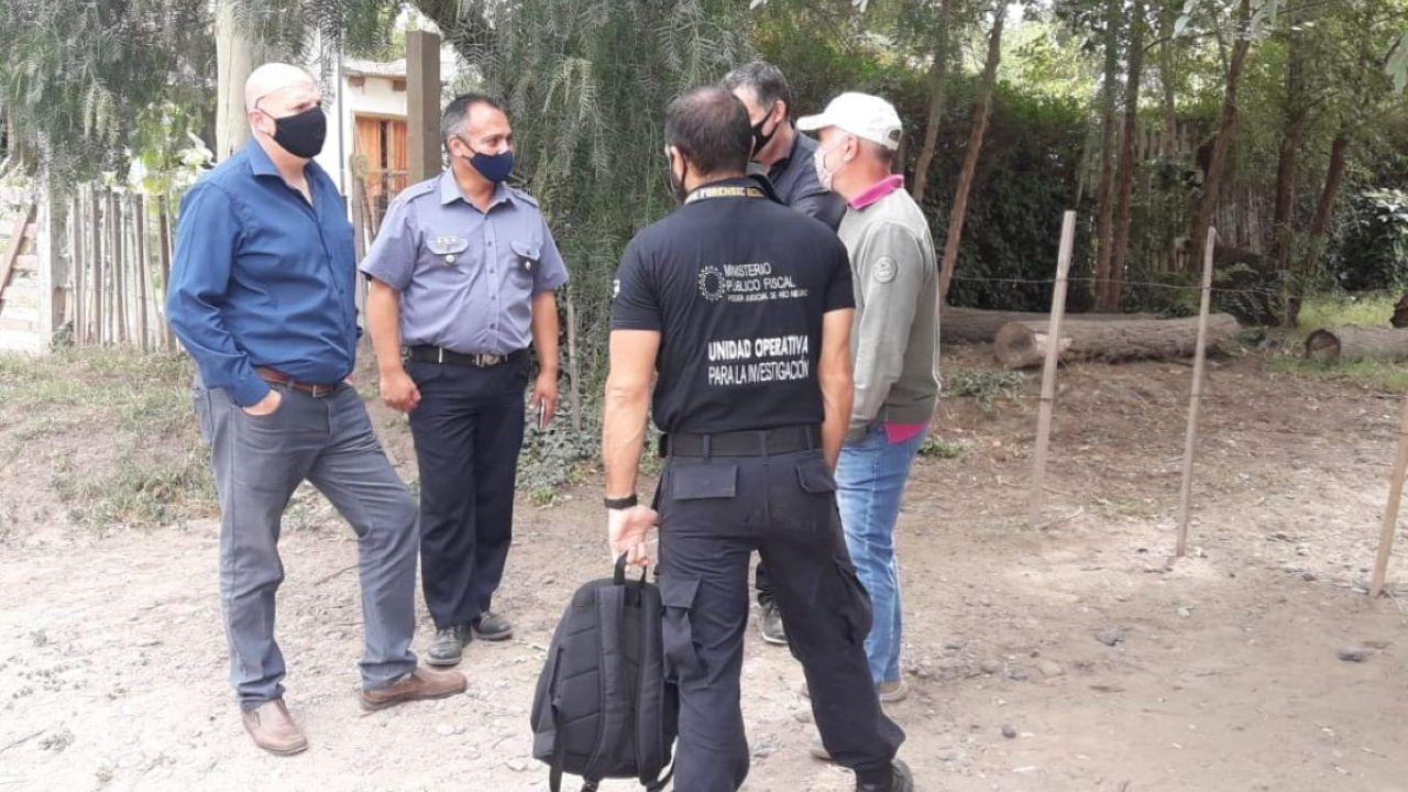 Sin rastros del trabajador judicial, Javier Videla