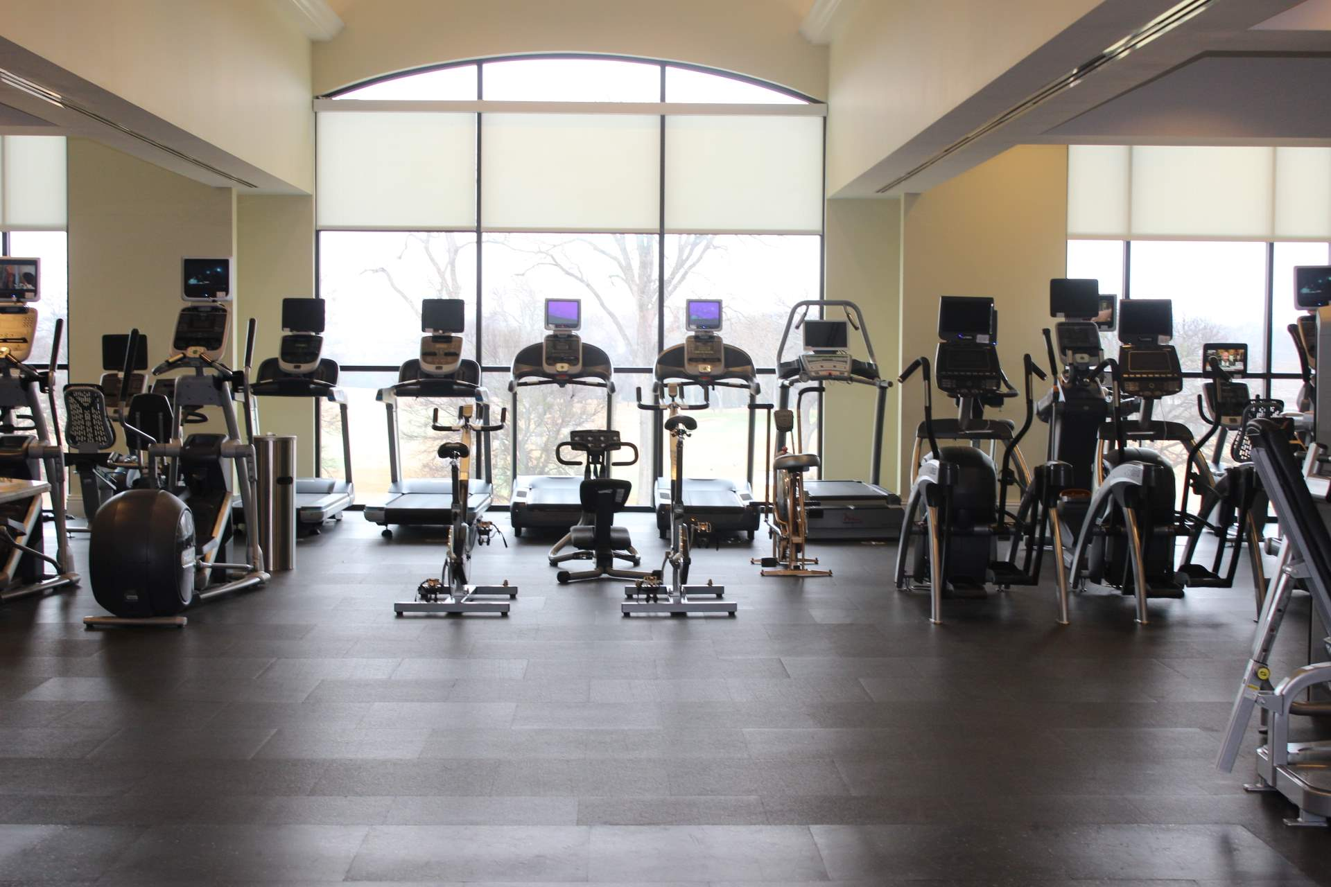 Fitness Center Royal Oaks Country Club Dallas Tx