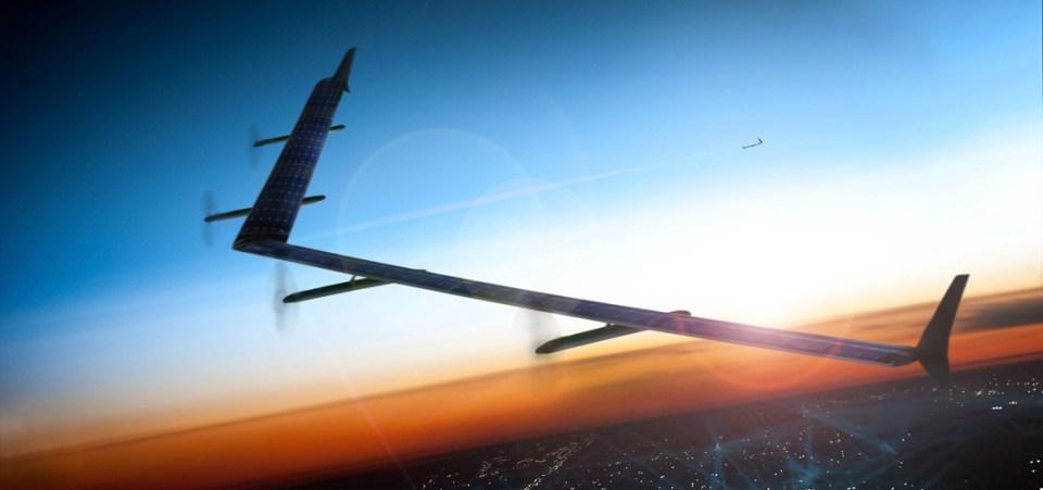 Facebook Aquila, il drone che connetterà il mondo 107