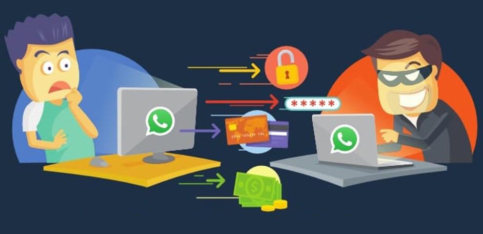 Email Notifica WhatsApp | Si nasconde un attacco di phishing 2