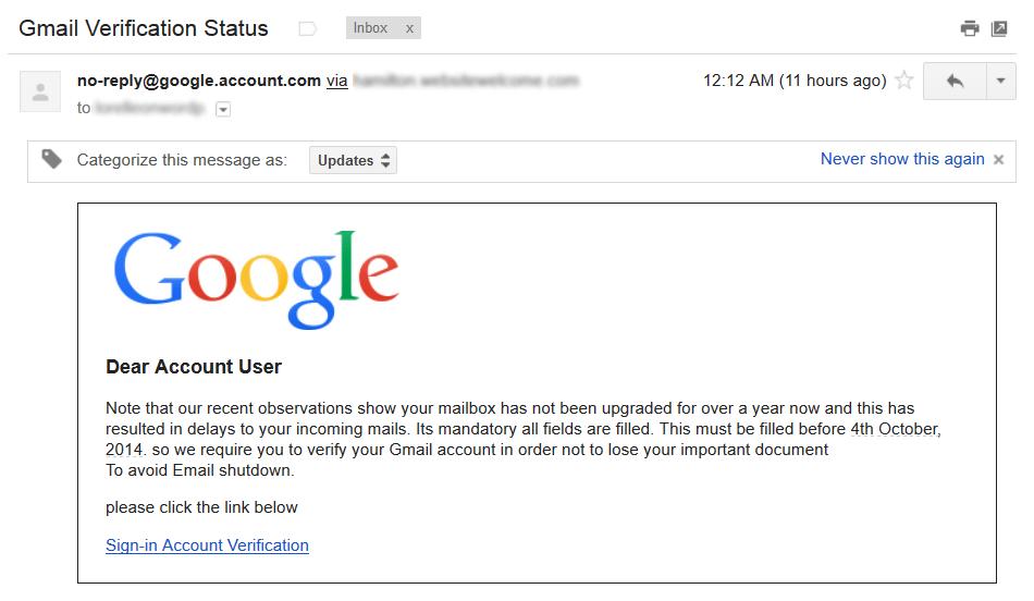 gmail, attack, phishing,