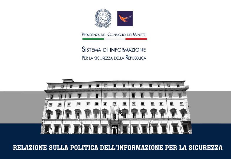 Stato della minaccia cibernetica in Italia e possibile evoluzioni 58