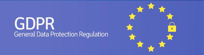 regolamento generale sulla protezione dei dati, GDPR,