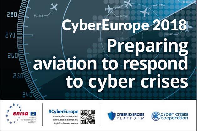 CyberEurope 2018 - Preparare il trasporto aereo a rispondere alle crisi cibernetiche 107