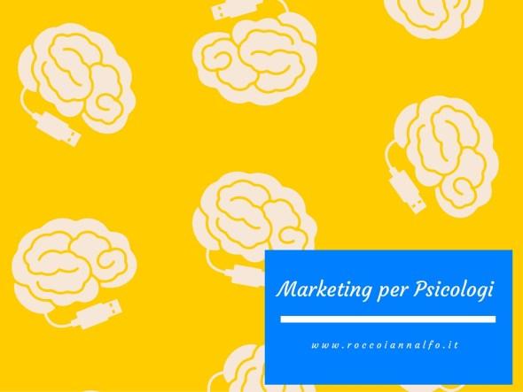 Il sito web dello psicologo costo o investimento proficuo