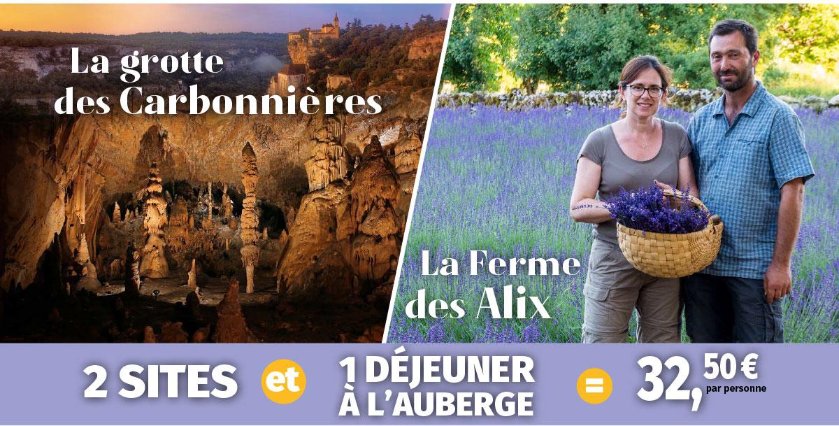 Une journée au pays de Rocamadour