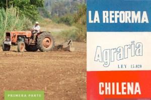 Reforma Agraria Chilena