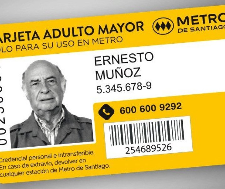 Indigna tratamiento de El Metro, empresa del Estado de Chile, al adulto mayor.  Otro golpe, el nuevo vertedero de Tiltil
