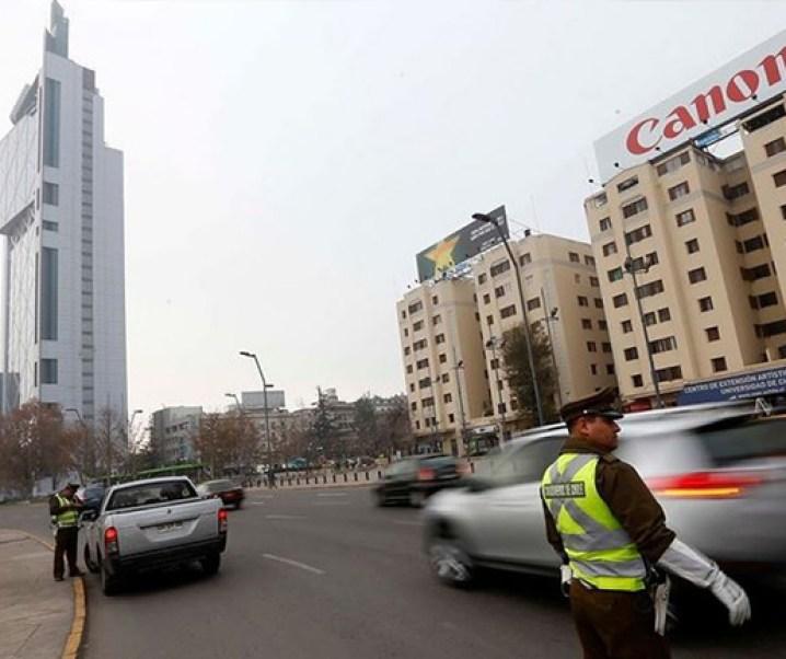 El tema del nuevo límite de las velocidades urbanas y el incumplimientos de las leyes en Chile
