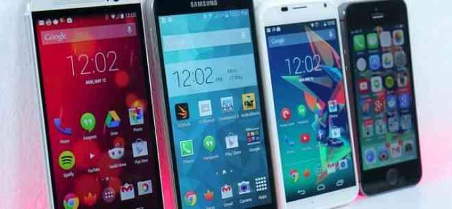 Smartphones under Rs 20000
