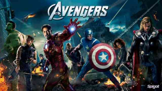 The-Avengers-best sci fi movies