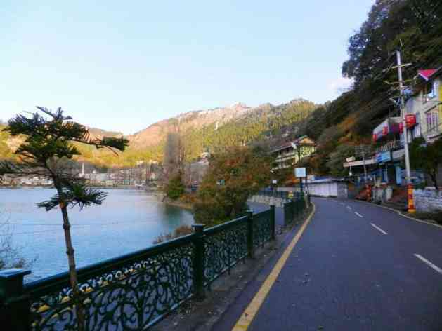 Nainital_Mall-Road nainital places to visit