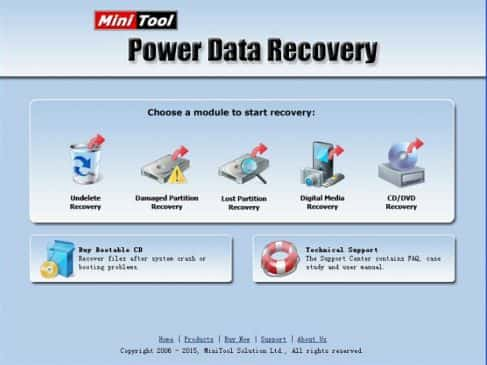 mini tool power data recover deleted files