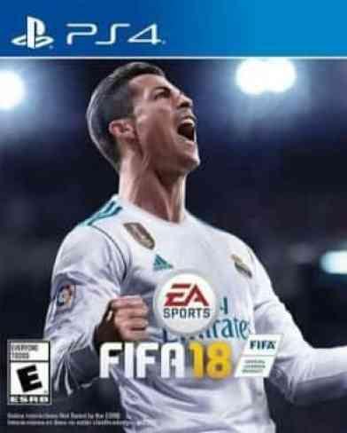 EA Sport FIFA 2018 ps 4