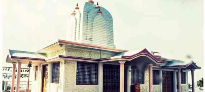 thal kedar temple