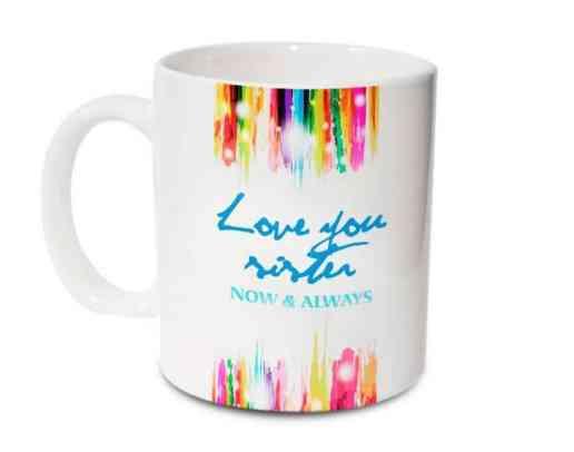 Coffee Mug Gifts For Sister
