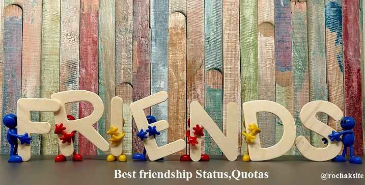 best friendship whatsapp status in hindi