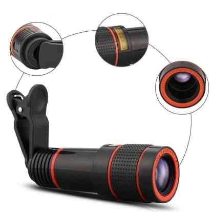 mobile camera Zoom lenses