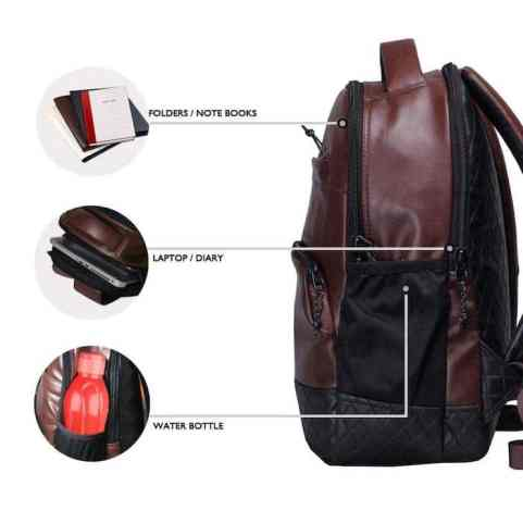 F gear Laptop Backpack