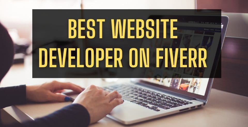Best Website Developer On Fiverr
