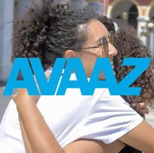 L'ONG AVAAZ a organisée une manifestation de Paix à Nice suite aux événements du 14 Juillet 2016.