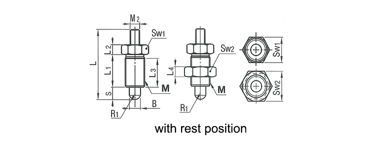 Indexing Plunger, Indexing Bolt Manufacturer-RocheHardware