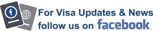 Get Visa Updates on Facebook