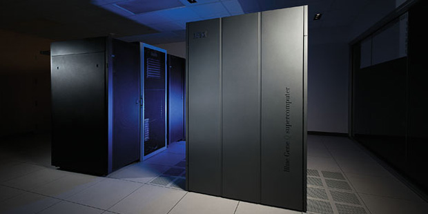 BlueGene/Q supercomputer