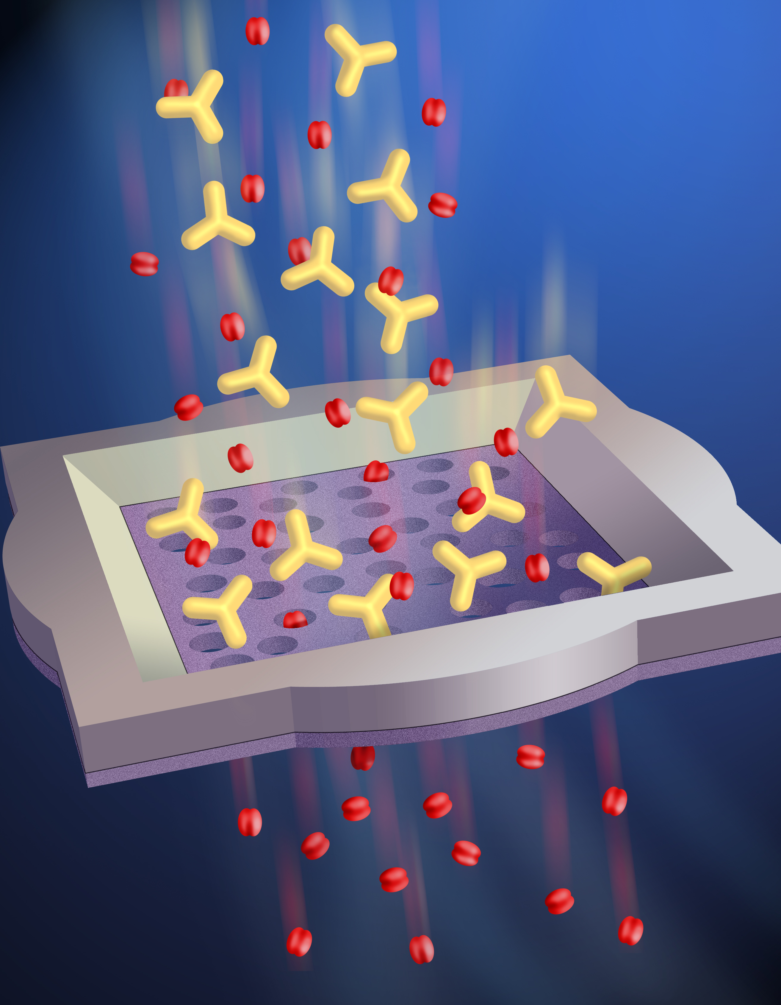 Super Thin Filter 50 Atoms Thick Sorts Individual