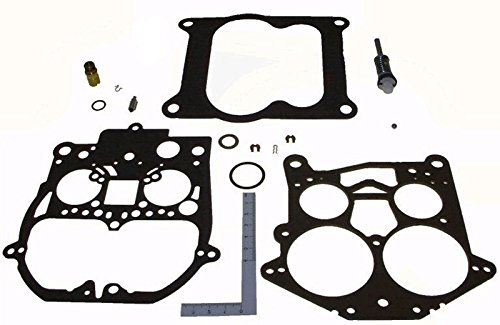 Carburetor Repair Kit for Rochester 4 BBL Quadrajet