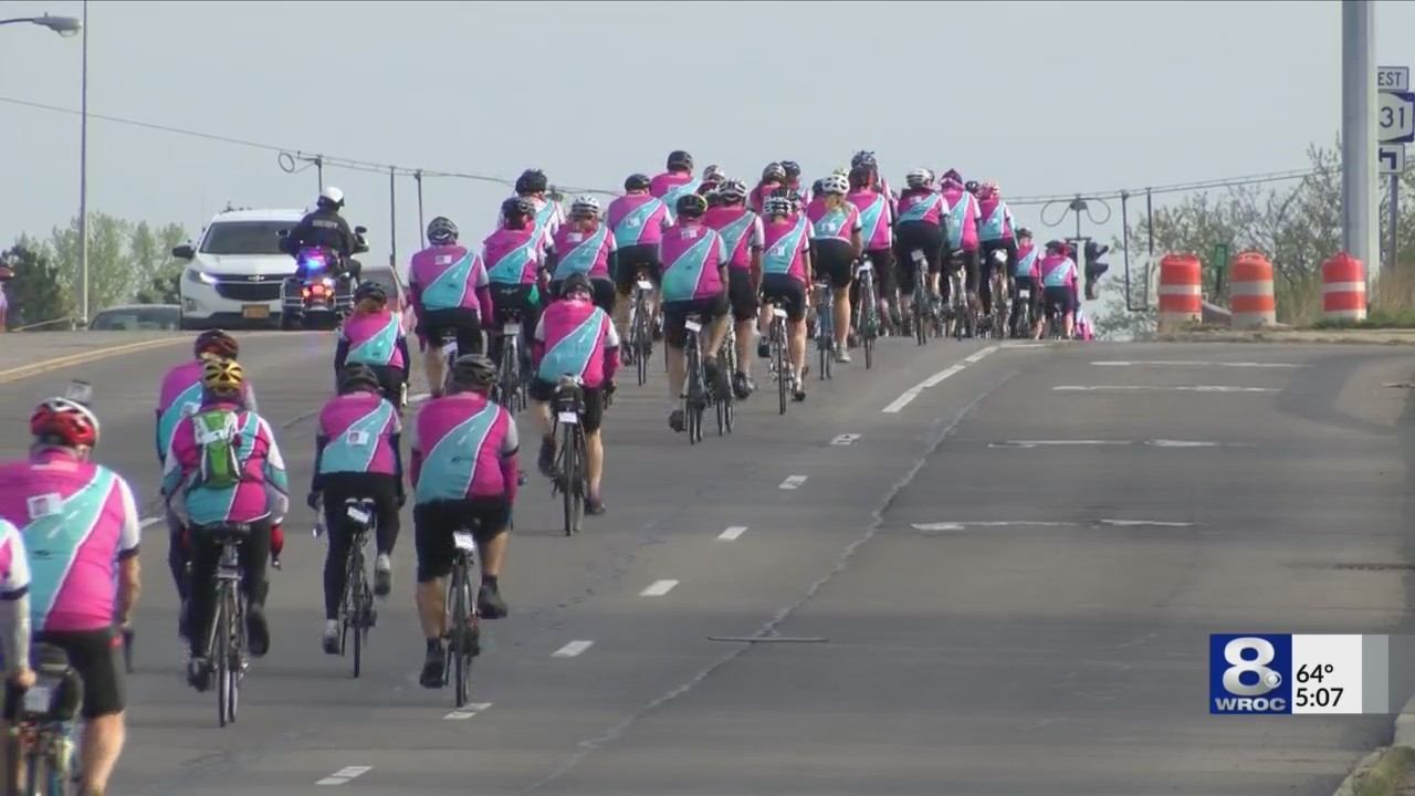 Pedaling for a purpose: Ride for Missing Children