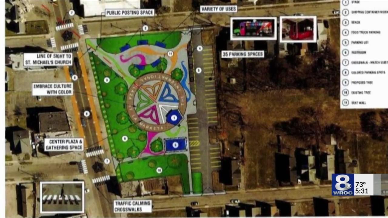 Rochester City Council Approve Funds for 'La Marketa' Project