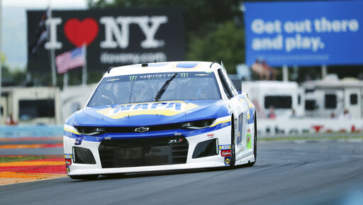 The Latest: Elliott wins NASCAR Cup race at The Glen | RochesterFirst