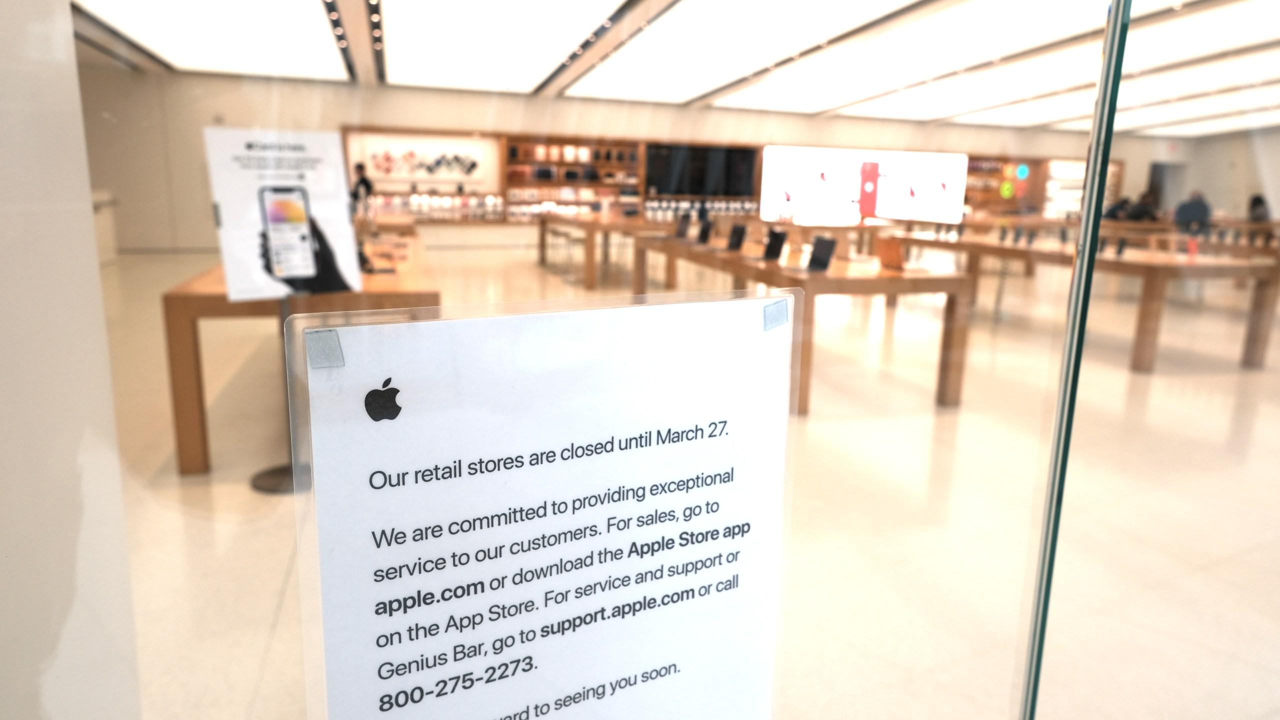 Major retail stores closing, adjusting hours amid coronavirus ...