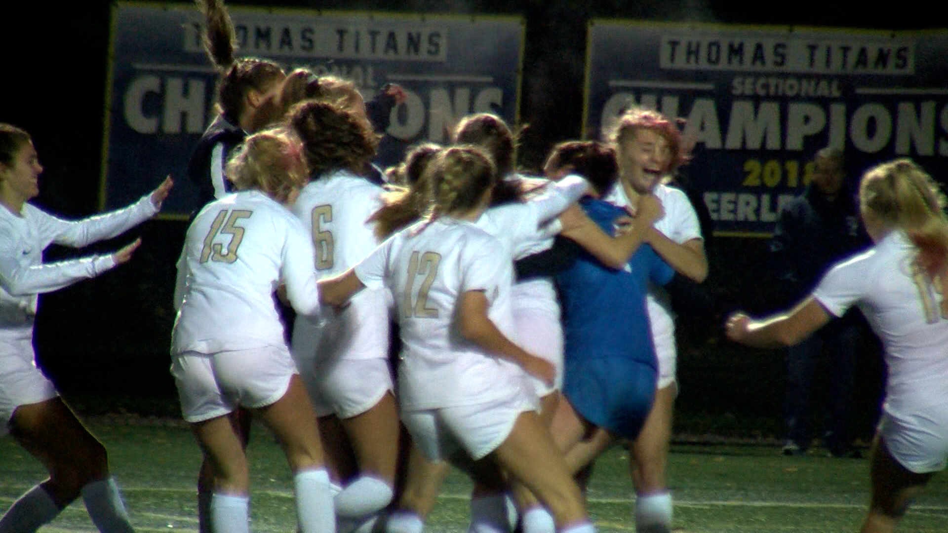Sutherland wins on PKs against Athena in the Class A2 sectional semifinals