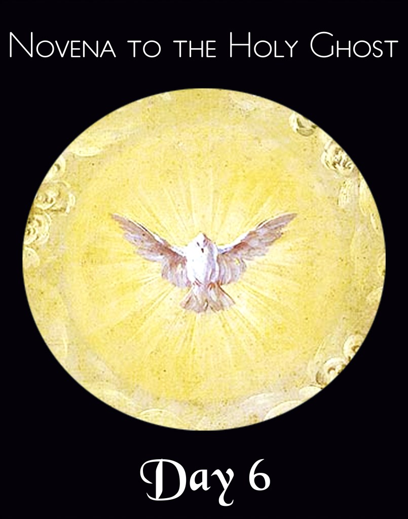 Novena to the Holy Ghost6 Website