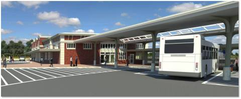 A team of contractors led by The Pike Co. Inc. has been designated to design and build the new intermodal transportation center in Rochester, N.Y.