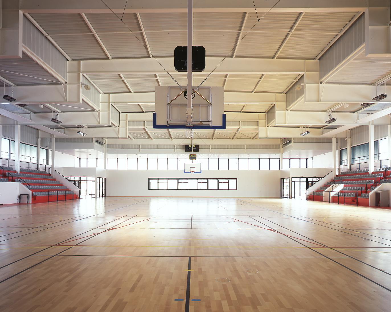 salle de sport ragon ars architectes